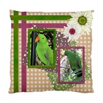 Polly Autumn Cushion Case (2 sided) - Standard Cushion Case (Two Sides)