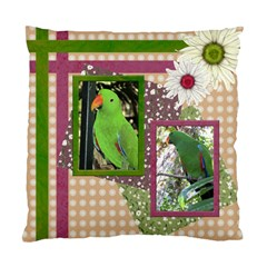 Polly Autumn Cushion Case (2 Sided) By Deborah   Standard Cushion Case (two Sides)   5nliqazg1g80   Www Artscow Com Back
