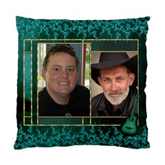 Family Cushion Case (2 Sided) By Deborah   Standard Cushion Case (two Sides)   E9pvyox00lm0   Www Artscow Com Front