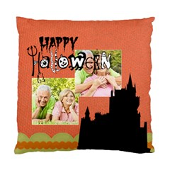 Halloween By May   Standard Cushion Case (two Sides)   U1ktksu1mfhy   Www Artscow Com Front