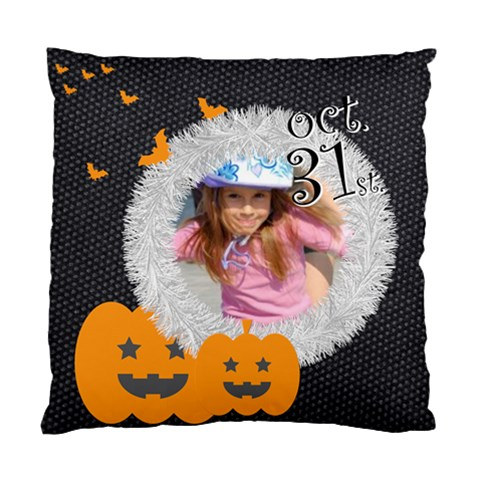 Halloween By May   Standard Cushion Case (one Side)   Chicjpjshm3s   Www Artscow Com Front