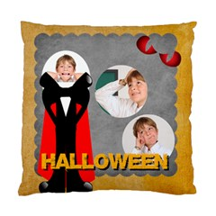 Halloween By May   Standard Cushion Case (two Sides)   Onz5z5wcnkl7   Www Artscow Com Front