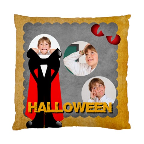 Halloween By May   Standard Cushion Case (one Side)   Ae2mazrr2v6x   Www Artscow Com Front