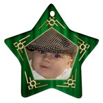 My Star Ornament - Ornament (Star)