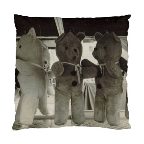 Dancing Bears By Monasol Earthlink Net   Standard Cushion Case (one Side)   S1kferx2d4uv   Www Artscow Com Front