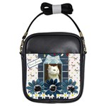 My cats with girls sling bag