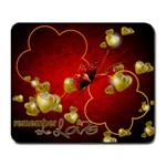remember the love mouse pad - Collage Mousepad