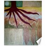 earth - Canvas 8  x 10
