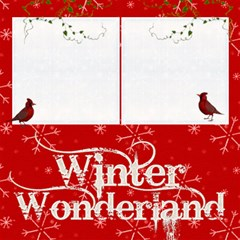 Winter Wonderland 12 X 12 Scrapbook Pages By Catvinnat   Scrapbook Page 12  X 12    Z2qwsok4fy1l   Www Artscow Com 12 x12 Scrapbook Page - 4