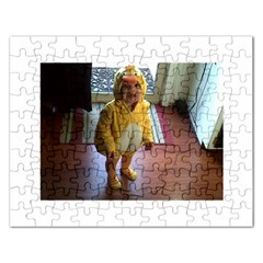 Baby Duckie Jigsaw Puzzle (rectangle)