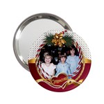 3 Elvey girls @ Christmas - 2.25  Handbag Mirror