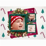 Simply Christmas Vol1 - 5x7 Photo Cards  - 5  x 7  Photo Cards