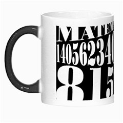 Taza Morph By Matematicaula   Morph Mug   956nv0768n0t   Www Artscow Com Left