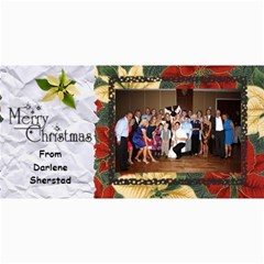 Mom s 2012 Christmas Card By Sam Sherstad   4  X 8  Photo Cards   Hpo0gydltnsk   Www Artscow Com 8 x4 Photo Card - 1