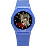 Our Celebration Round Plastic Sport Watch Small - Round Plastic Sport Watch (S)