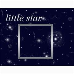 Twinkle Twinkle A Star Is Born 2015 Calendar By Catvinnat   Wall Calendar 11  X 8 5  (12 Months)   A50crern9iaj   Www Artscow Com Month