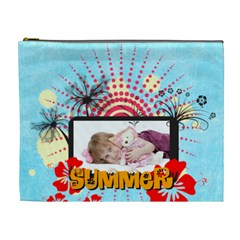 Summer By Jo Jo   Cosmetic Bag (xl)   Dn77ub7ansfo   Www Artscow Com Front