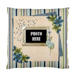 My Blue Inspiration Cushion 1 - Standard Cushion Case (One Side)
