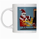 Rockin  Around the Christmas Tree Mug 2 - White Mug