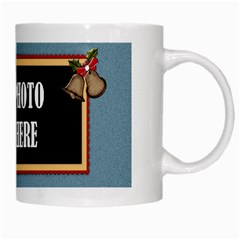 Rockin  Around The Christmas Tree Mug 2 By Lisa Minor   White Mug   B3b87tqanwas   Www Artscow Com Right