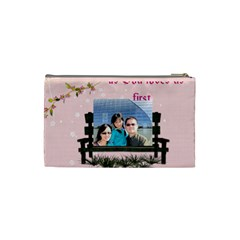 Love Cometic Bag2 By Jenc   Cosmetic Bag (small)   Iq5vfsqr4p0n   Www Artscow Com Back