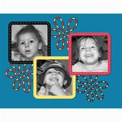 2015 Family Calendar 3 By Martha Meier   Wall Calendar 11  X 8 5  (12 Months)   Fp85rhvnnc5y   Www Artscow Com Month