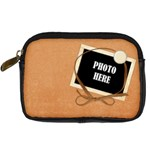 Autumn s Whisper Camera Case  - Digital Camera Leather Case