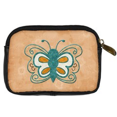 Autumn s Whisper Camera Case  By Lisa Minor   Digital Camera Leather Case   Wgs4w0e901kk   Www Artscow Com Back
