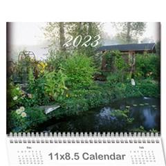 All Occassion 2015 Calendar By Kim Blair   Wall Calendar 11  X 8 5  (12 Months)   4ffdge9iia76   Www Artscow Com Cover