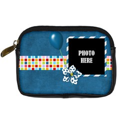 Carnival Camera Bag 2 By Lisa Minor   Digital Camera Leather Case   0ue8mhrzm7vz   Www Artscow Com Front