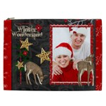 Winter Wonderland  XXL Cosmetics Bag - Cosmetic Bag (XXL)