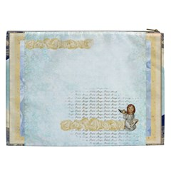 Little Cherub  Xxl Cosmetics Bag By Catvinnat   Cosmetic Bag (xxl)   Kzaehvykfpk0   Www Artscow Com Back