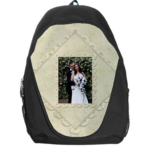 Wedding Backpack By Catvinnat   Backpack Bag   Cszdqvokfwn7   Www Artscow Com Front