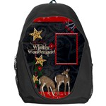 Winter Wonderland Backpack - Backpack Bag