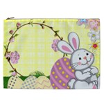 Easter Bunny  XXL Cosmetics Bag - Cosmetic Bag (XXL)