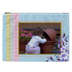 My Little One Cosmetic Bag Xxl By Deborah   Cosmetic Bag (xxl)   6fatp77ndkyx   Www Artscow Com Front
