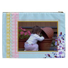 My Little One Cosmetic Bag Xxl By Deborah   Cosmetic Bag (xxl)   6fatp77ndkyx   Www Artscow Com Back