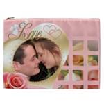My Heart Cosmetic Bag XXL - Cosmetic Bag (XXL)