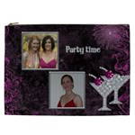 Party Time Cosmetic Bag XXL - Cosmetic Bag (XXL)