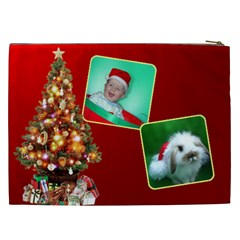 Christmas Things Cosmetic Bag 2 Xxl By Deborah   Cosmetic Bag (xxl)   7cyc9kr5whqb   Www Artscow Com Back