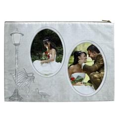 Love Cosmetic Bag Xxl By Deborah   Cosmetic Bag (xxl)   8e7dpr2ucwgf   Www Artscow Com Back
