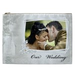 Our Wedding Cosmetic Bag XXL - Cosmetic Bag (XXL)