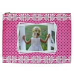 Little Lady Cosmetic Bag XXL - Cosmetic Bag (XXL)