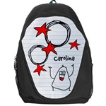Backpack garabatos 01 - Backpack Bag