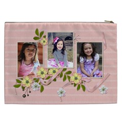Cosmetic Bag (xxl)  Sweet By Jennyl   Cosmetic Bag (xxl)   Hj2isf8cs9b2   Www Artscow Com Back