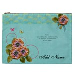 Cosmaetic Bag (XXL) - Flowers Bloom - Cosmetic Bag (XXL)