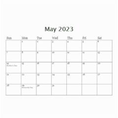 Mini Wall Calendar: Our Family By Jennyl   Wall Calendar 8 5  X 6    L86nejl6grl0   Www Artscow Com May 2016