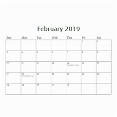 Mini Wall Calendar: Our Family By Jennyl   Wall Calendar 8 5  X 6    L86nejl6grl0   Www Artscow Com Feb 2016