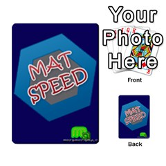 Matspeed By Matematicaula   Playing Cards 54 Designs (rectangle)   Unoskjp5pxyg   Www Artscow Com Back