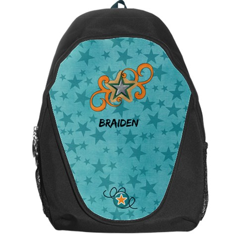 Backpack   Stars By Jennyl   Backpack Bag   Co7j0151d9ij   Www Artscow Com Front